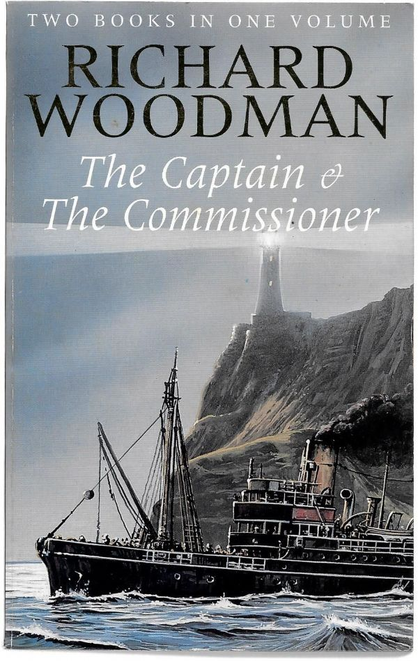 Richard Woodman - The Captain & The Commissioner - paperback